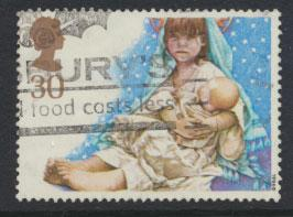 Great Britain SG 1845  Used  - Christmas