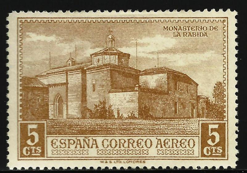 Spain Air Mail 1930 Scott# C32 MNG