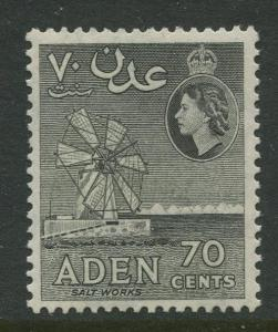 STAMP STATION PERTH Aden #54 - QEII Definitive Issue 1953-59  MNH  CV$0.30.