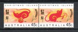 Christmas Island 377a MNH