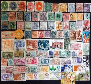 MEXICO Stamp Collection