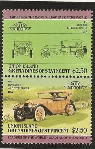 St. Vincent Grenadines  Union Island MNH S.C.#  162