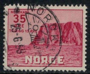 Norway #B60  CV $12.00