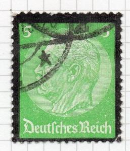 Germany 1934 Early Issue Fine Used 5pf. 111647