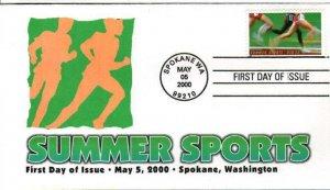FPMG 3397 Summer Sports Spokane Washington