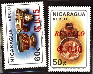 Nicaragua #Mint Collection of Stamps, Mixed Condition