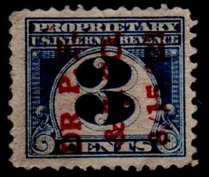 U.S. REV. PROPRIETARY RB67  Used (ID # 67370)