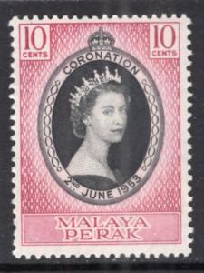 Malaya Perak 126 MNH VF