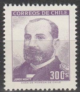Chile #354  MNH   (S7151)