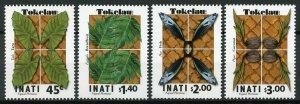 Tokelau 2019 MNH Inati Equal Portions Coconut Fish 4v Set Nature Fruits Stamps