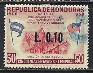 Honduras C347 VFU Z4210-2