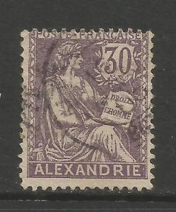 FRANCE OFFICE ABROAD ALEXANDRIA 25 VFU Z6502