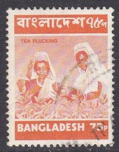 Bangladesh Sc #50 Used