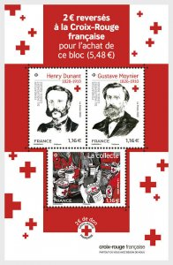 2020   FRANCE  - SG: N/A - RED CROSS - UNMOUNTED MNT