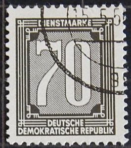 DDR, Germany,  (1605-Т)