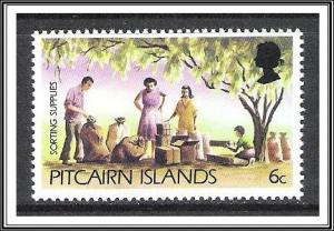 Pitcairn Islands #166 Sorting Supplies MNH
