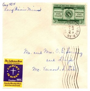 United States, Minnesota, Seals and Labels