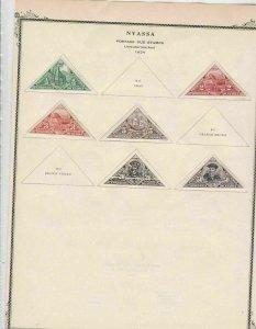 Nyassa Stamps Ref 14650