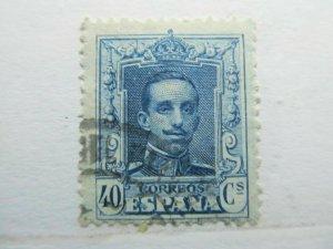 Spanien Espagne España Spain 1922-30 40c fine used stamp A4P7F195
