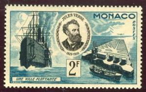 Monaco; 1955; Sc. # 341; */MH Single Stamp