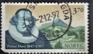 NORWAY SC# 1177 **USED** 1997  3.70k     SEE SCAN
