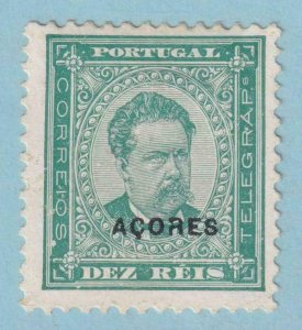 AZORES 46  MINT NO GUM AS ISSUED - NO FAULTS EXTRA FINE !