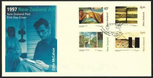 New Zealand First Day Cover [7784]