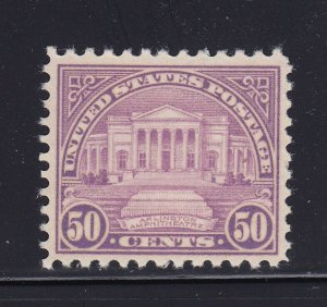 701 VF-XF original gum never hinged with nice color cv $ 50 ! see pic !