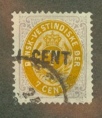 A: Danish West Indies 14 used CV $200