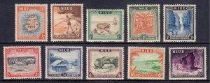 Niue - Scott #94-103 - MH/MNH - See description - SCV $12