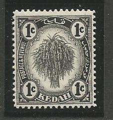 Malaya-Kedah   #24a  MNH  (1939)  c.v. $170.00