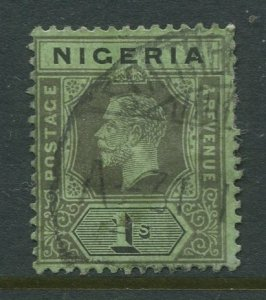 STAMP STATION PERTH Nigeria #8 KGV Definitive Used 1914-27