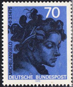 Germany #1181     Used