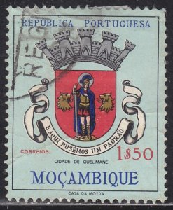 Mozambique 413 Coat of Arms 1961