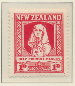 New Zealand Stamp Scott #B2, Mint Lightly Hinged - Free U.S. Shipping, Free W...
