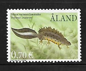 ALAND ISLANDS, 196, USED, TRITURUS CRISTATUS