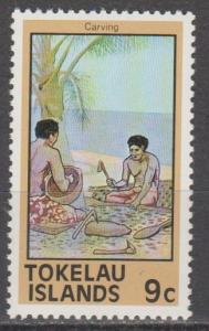 Tokelau Is #53 MNH F-VF (ST1792)