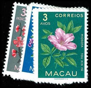 MACAO 372-81  Mint (ID # 74179)
