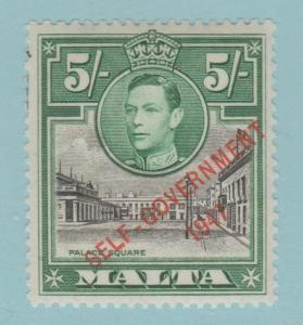 Malta 221 Mint Never Hinged OG ** - No Faults Very Fine!