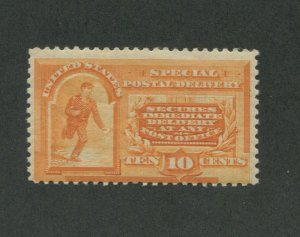 1888 United States Special Delivery Postage Stamp #E3 Mint Never Hinged