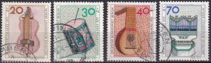 Germany #9NB101-4 F-VF Used CV $3.10  (V4913)