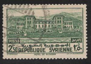 Syria Scott 278 Used CTO stamp