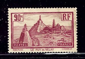 France 290 MLH 1933 issue    (ap2045)