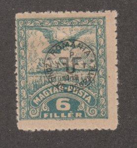 Hungary 3N5 Mythical Turul 1920