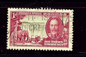 Southern Rhodesia 33 Used 1935 issue