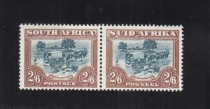 South Africa: Sc #30, MH, Pair (35802)