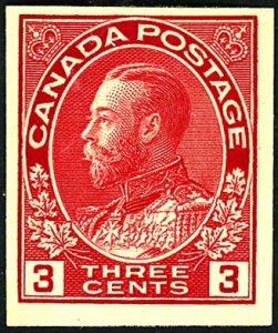 Canada #138 MINT OG LH