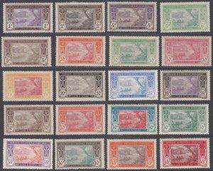 Ivory Coast 42-77 MH CV $113.70