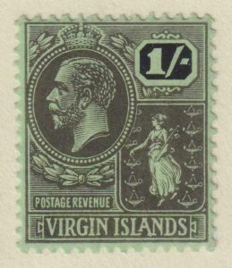 BRITISH VIRGIN ISLANDS 64  MINT LIGHTLY HINGED OG * NO FAULTS EXTRA FINE!