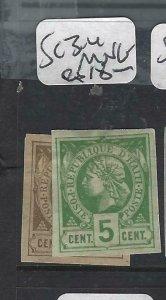 HAITI  (P1506B)  SC 3-4  MNG